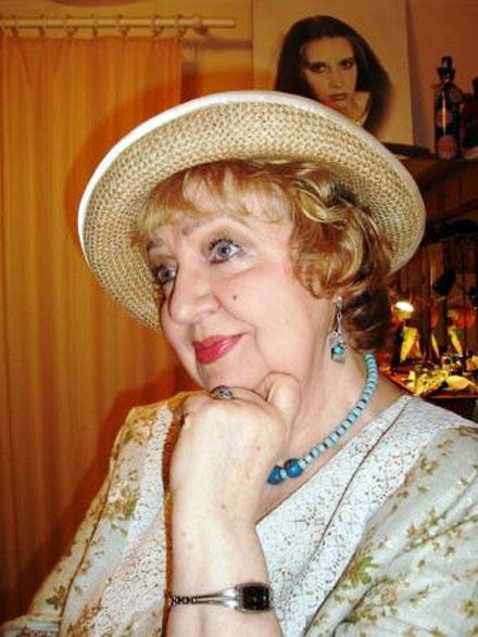 галина шкловская актриса фото